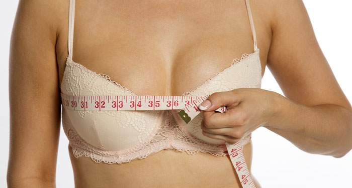 Ideale maten vrouw berekenen